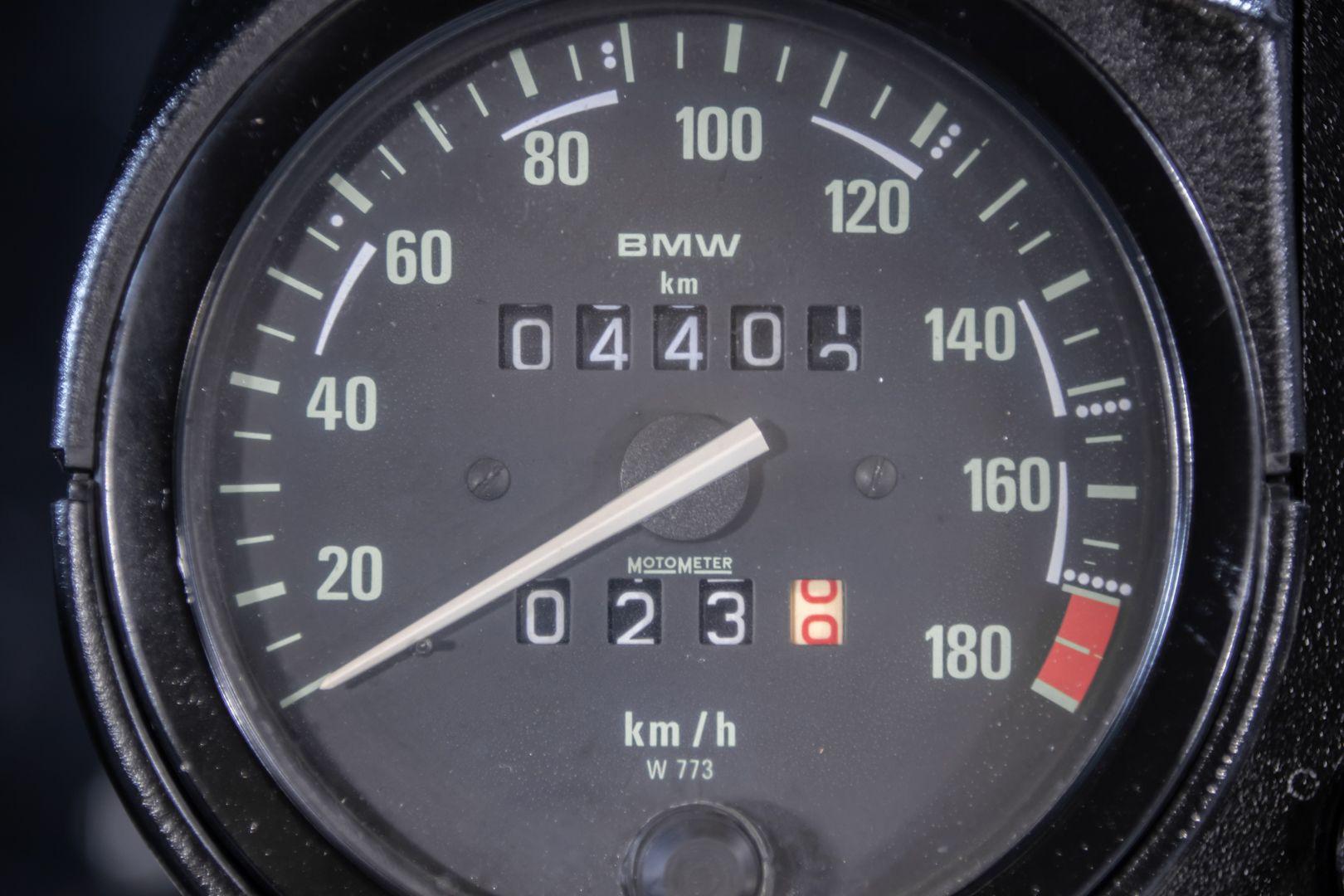 """1987 BMW R80 GS """"Parigi Dakar"""" 79656"""