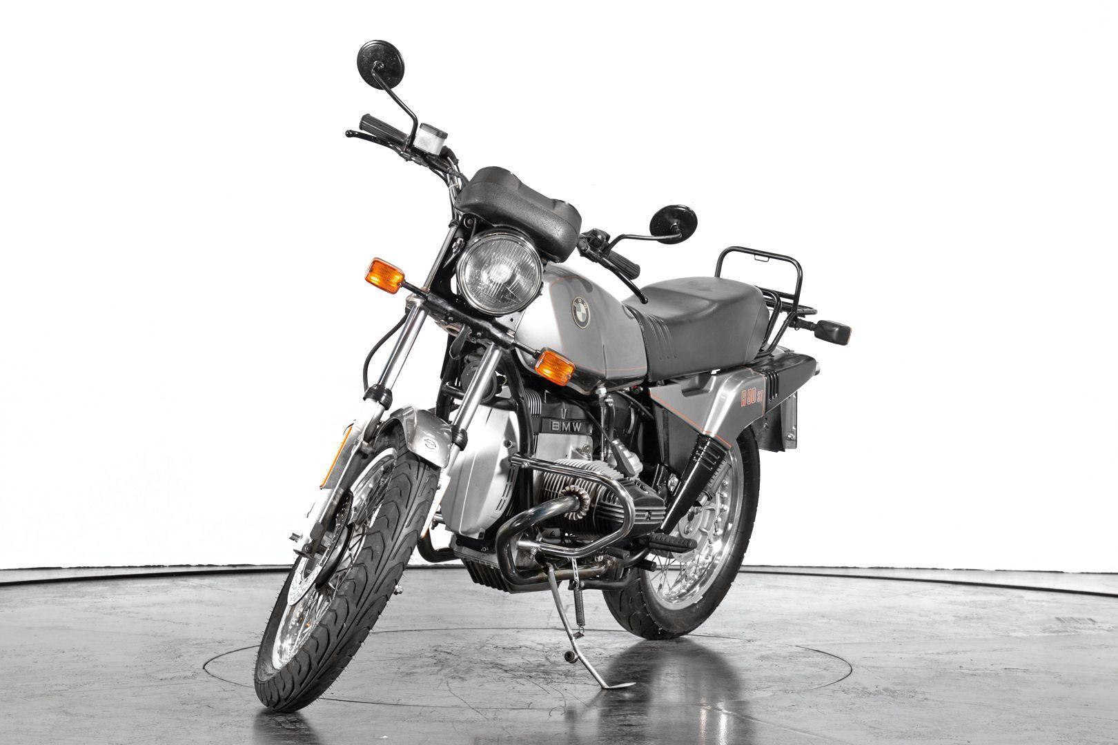 1983 Bmw R80 ST 41322
