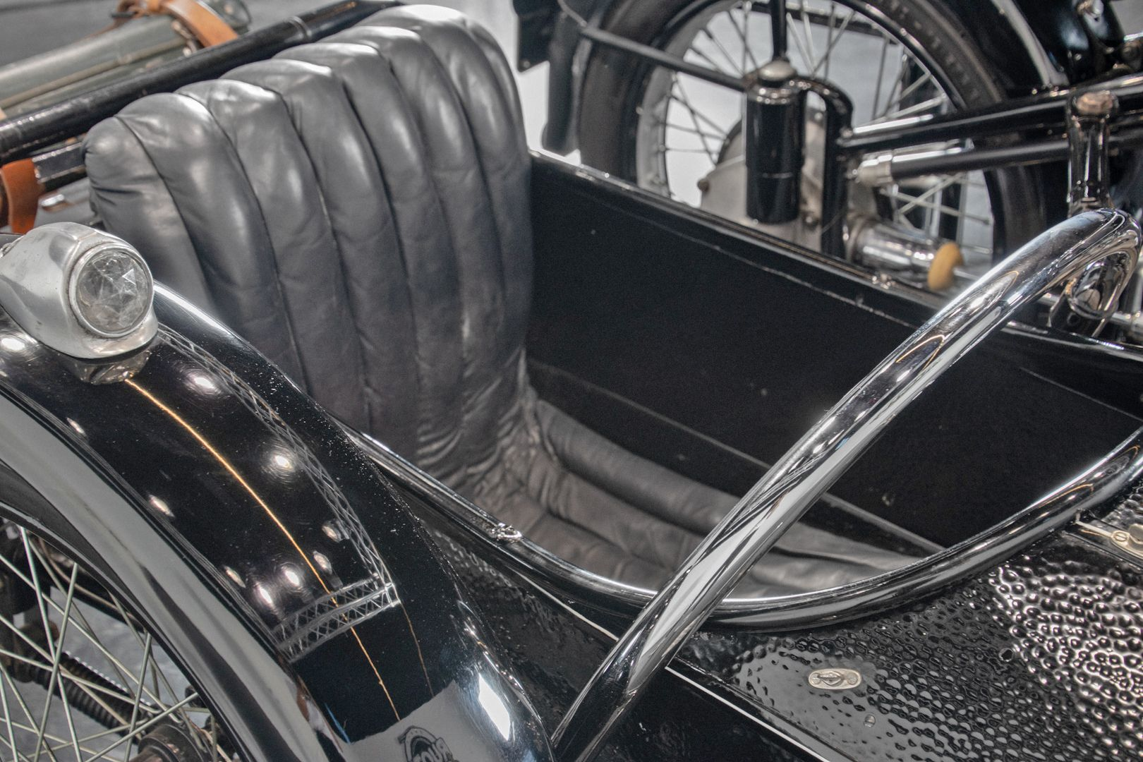 1939 Bmw Sidecar 35823