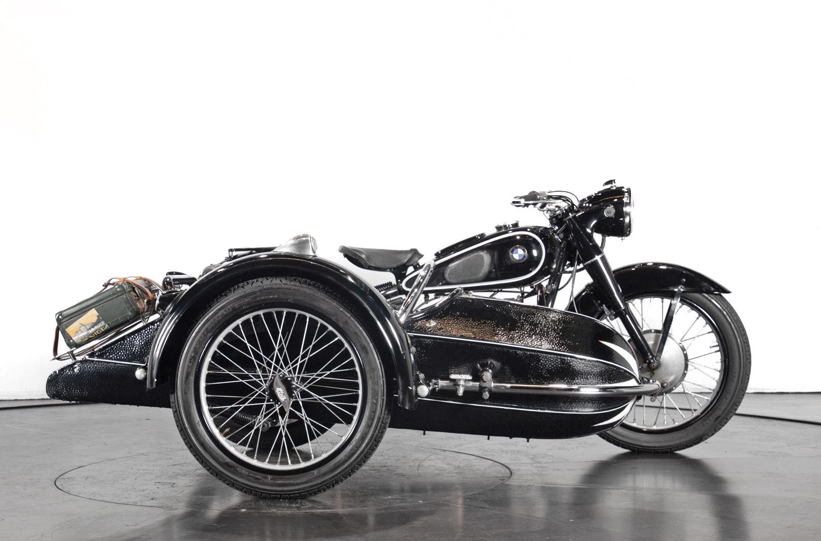 1939 Bmw Sidecar 35807