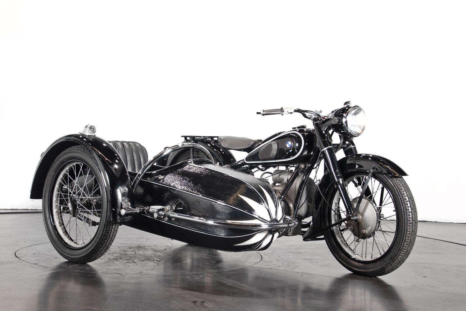 1939 Bmw Sidecar 35805