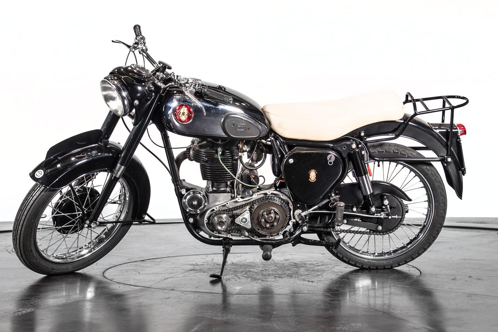 1958 BSA 500 40825