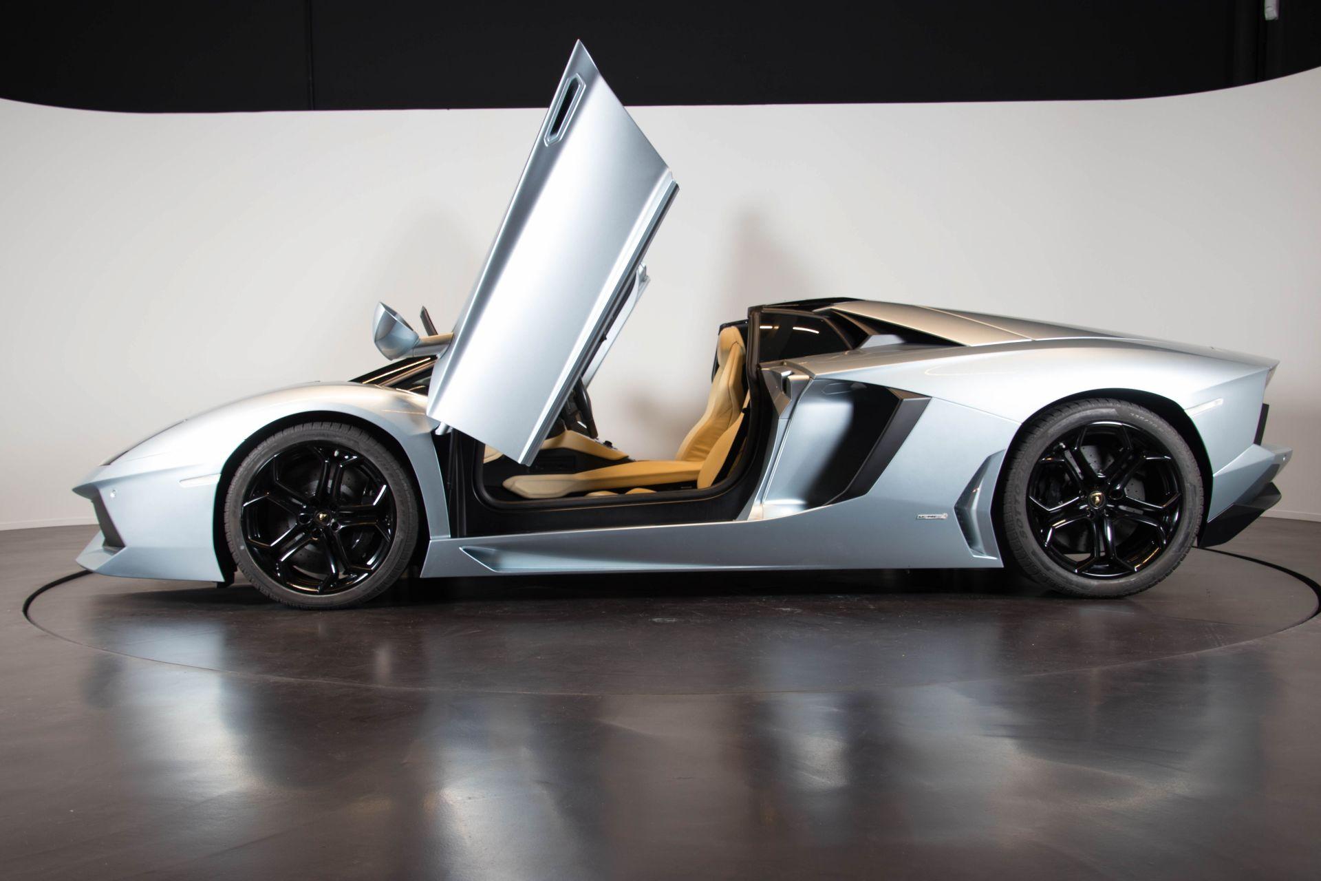 2014 Lamborghini Aventador Roadster  3822