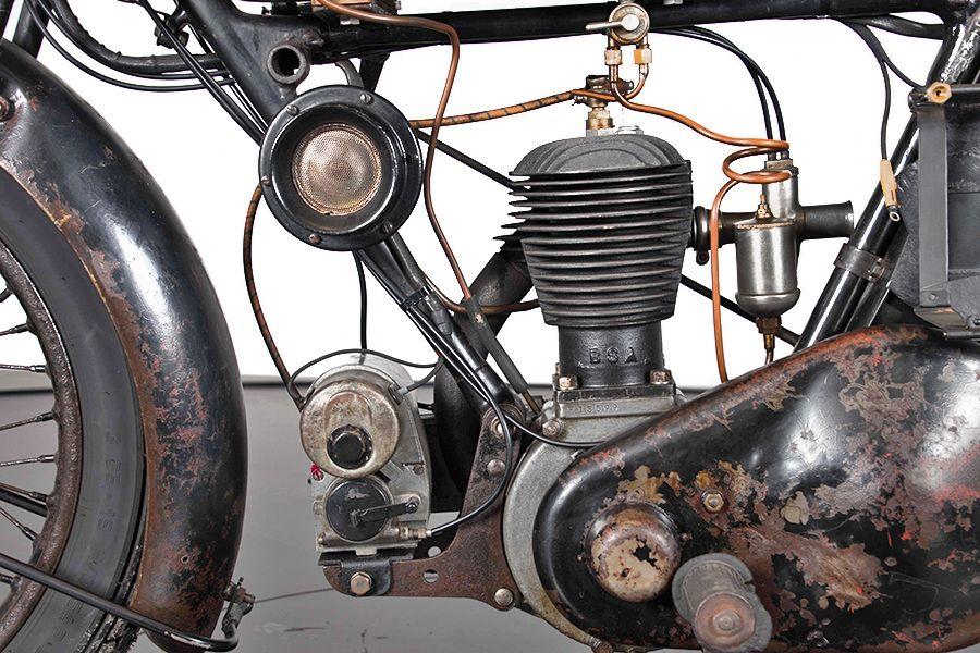 1934 BSA 350 74549