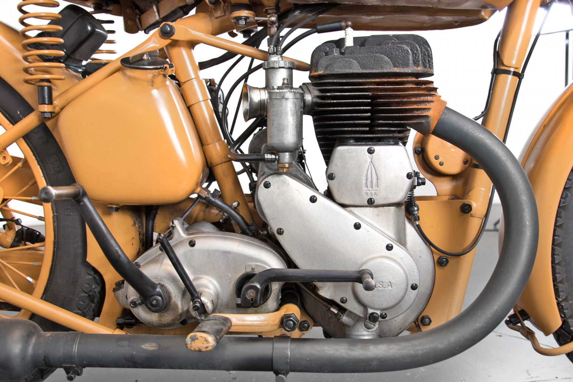 1947 BSA 500 WM 20 74587
