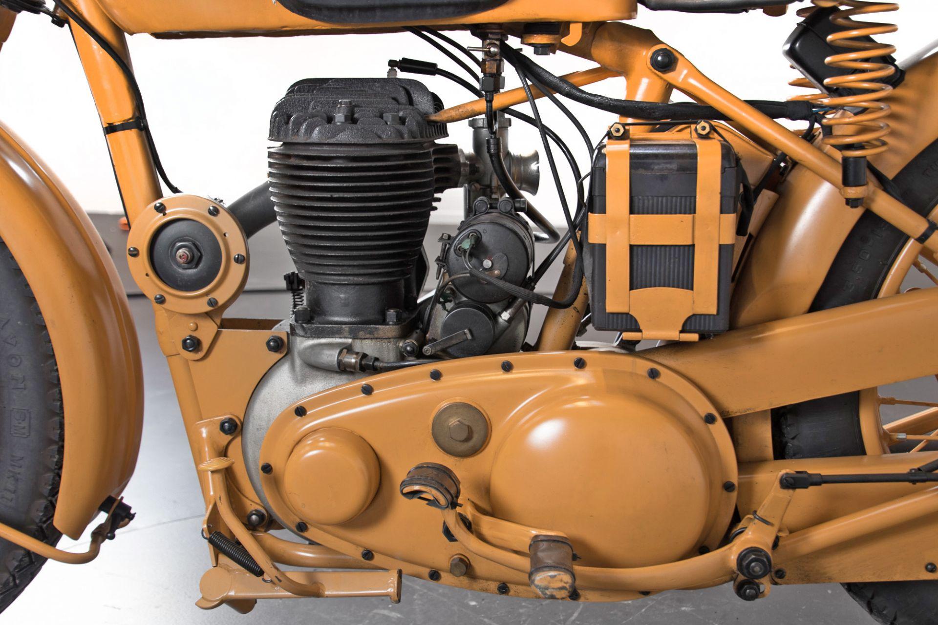 1947 BSA 500 WM 20 74595