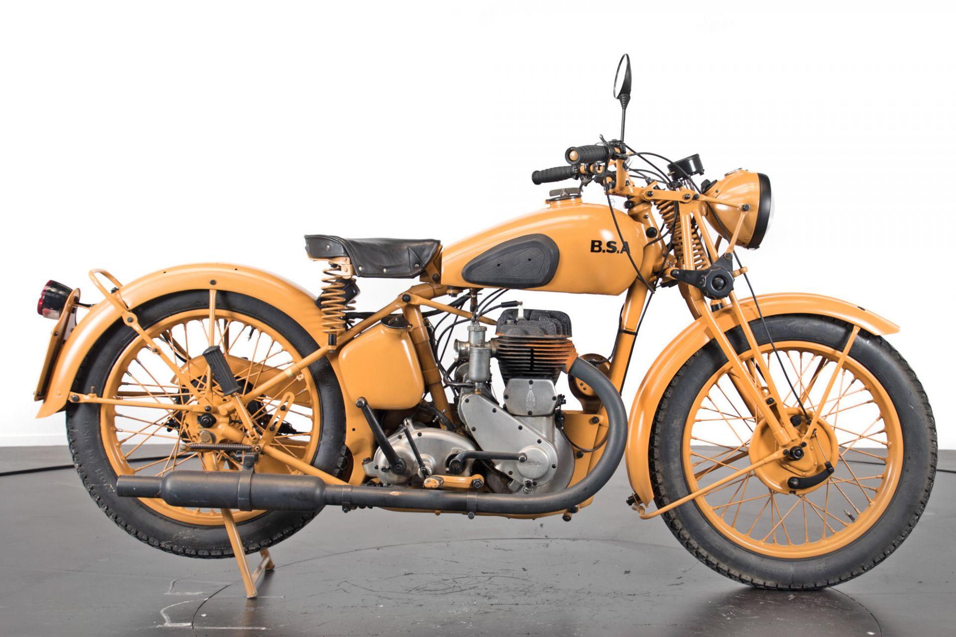 1947 BSA 500 WM 20 74579