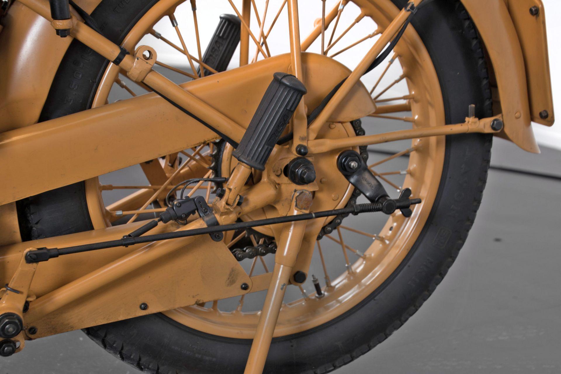 1947 BSA 500 WM 20 74596