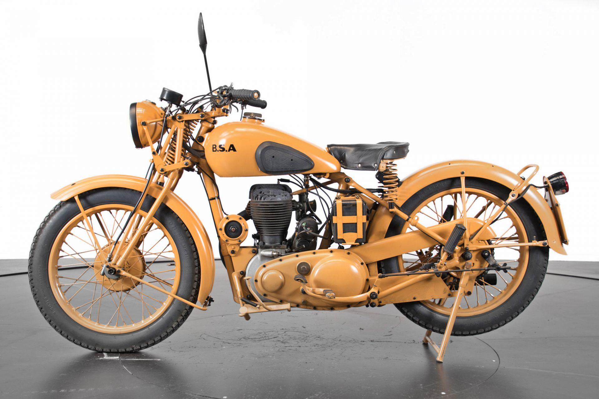 1947 BSA 500 WM 20 74578