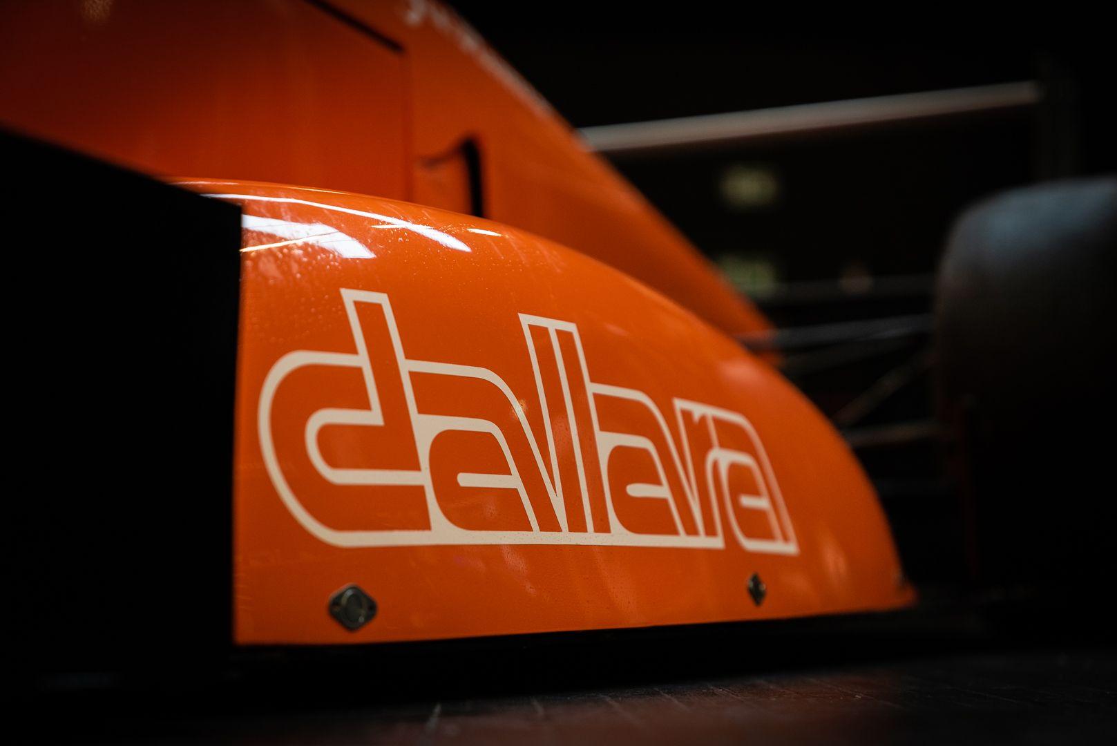 1991 Dallara Alfa Romeo Tipo 391 60417