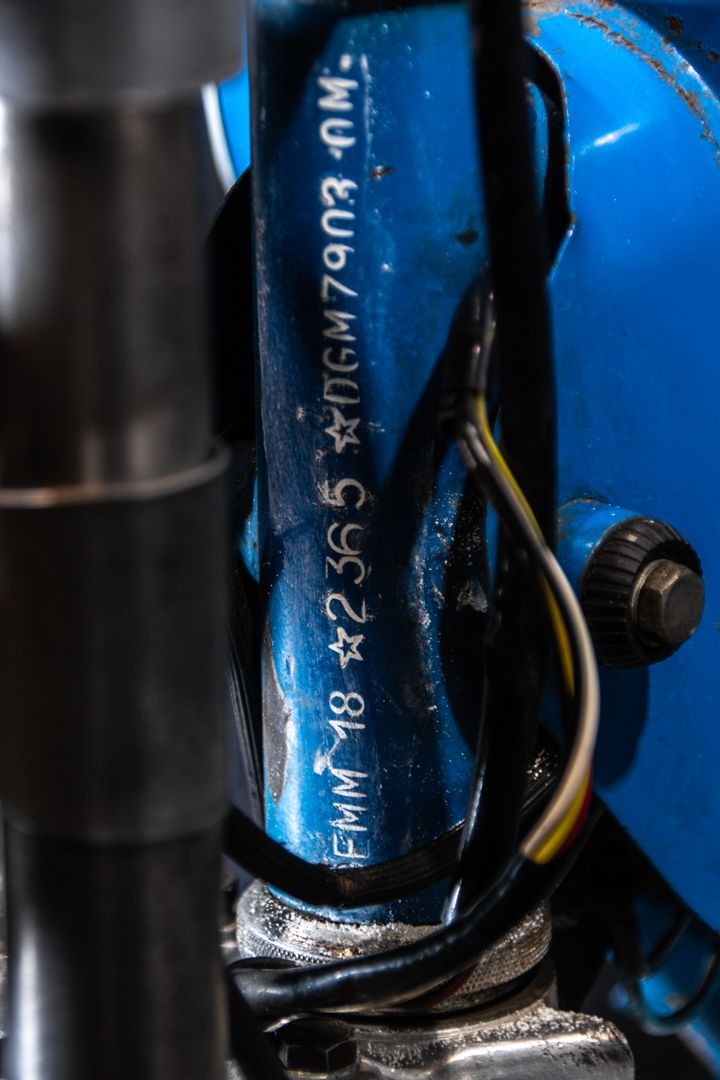 1972 DEMM HF Cross 50 65484