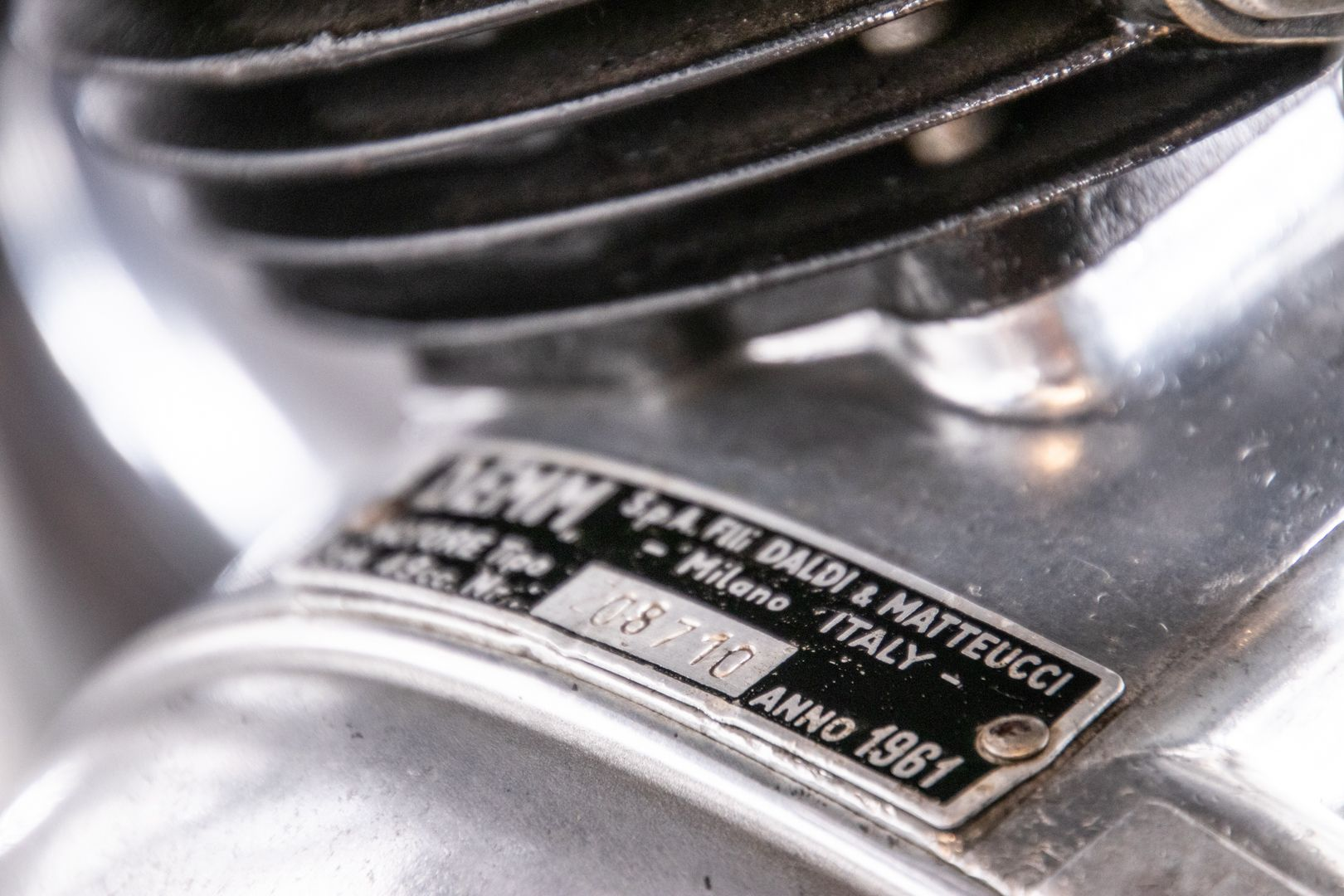 1961 DEMM 2 AG SPORT 52155