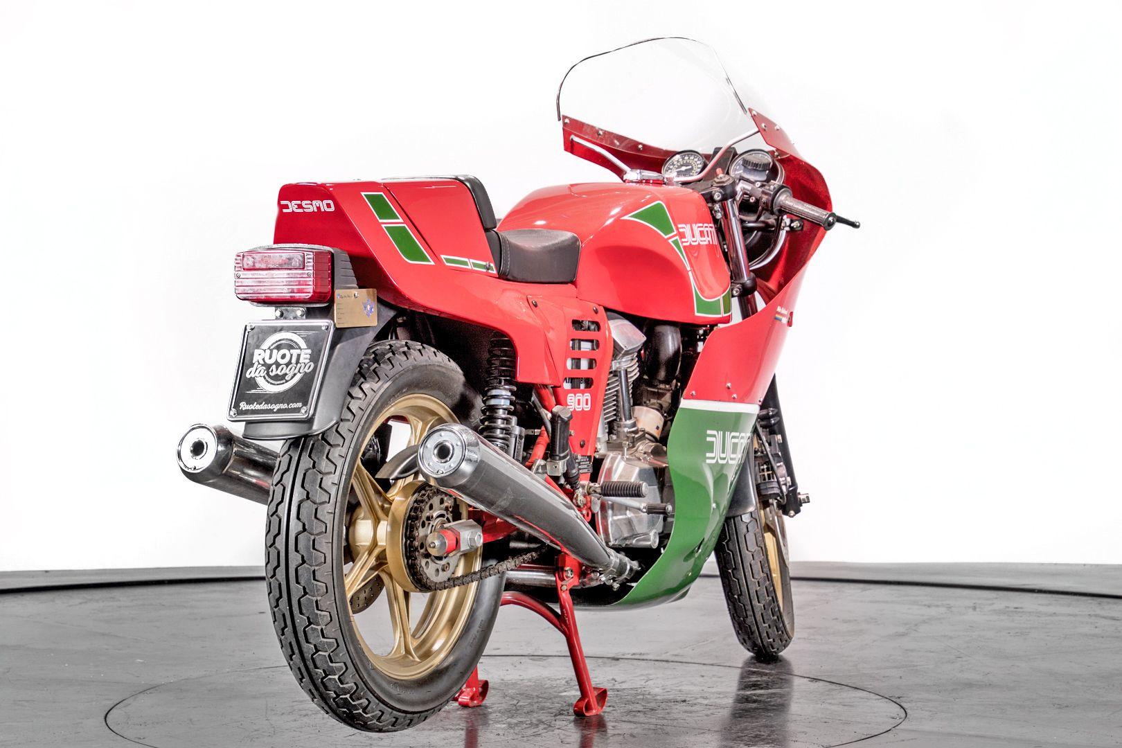 1984 Ducati 900 Mike Hailwood Replica 81550