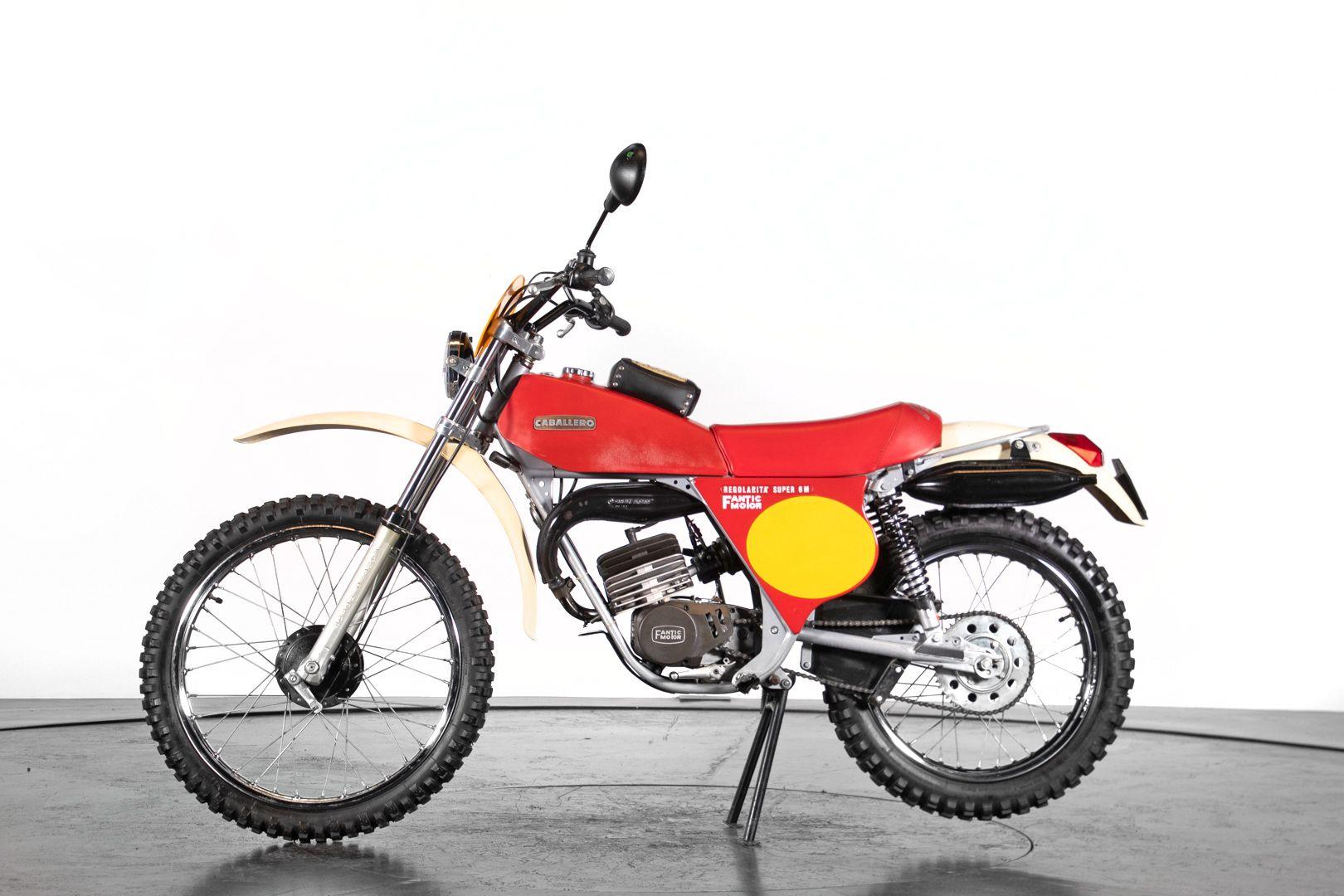 1978 FANTIC MOTOR TX 190 50542
