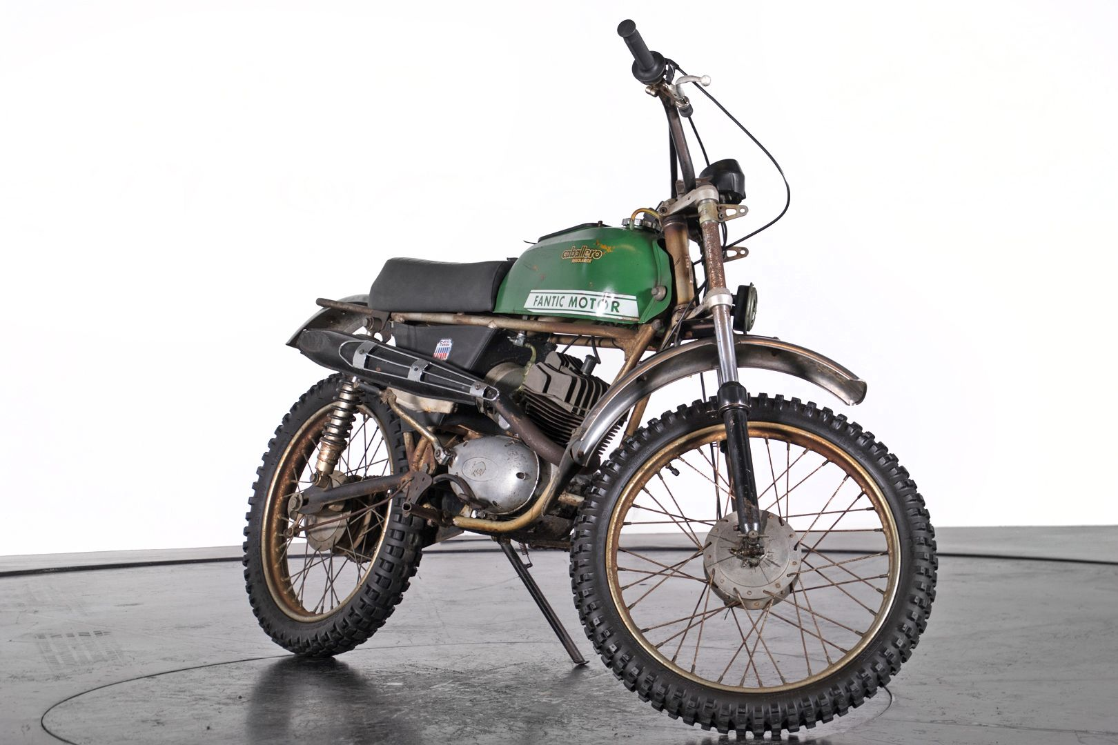 1971 FANTIC MOTOR CABALLERO 100 CROSS TX92 53131
