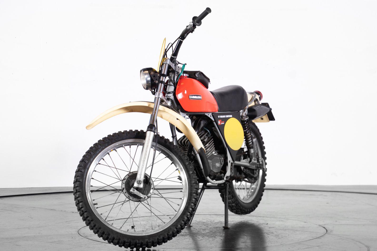 1982 FANTIC MOTOR TX 160 50108