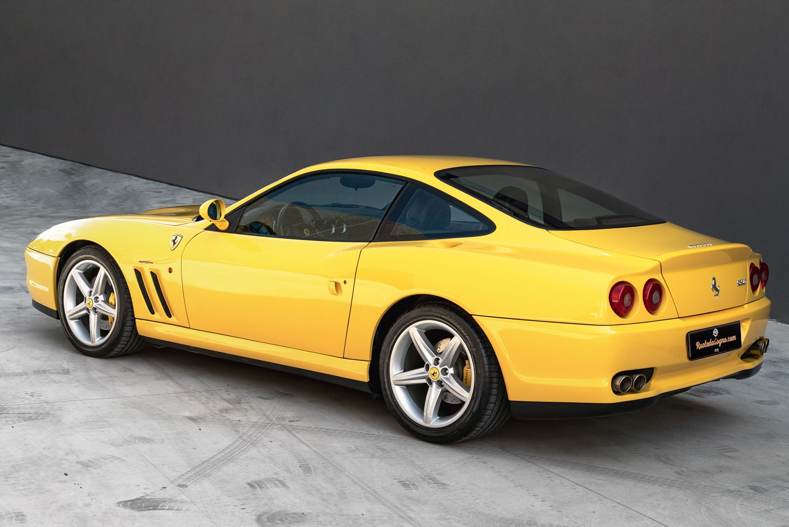 2002 Ferrari 575 Maranello F1 63775