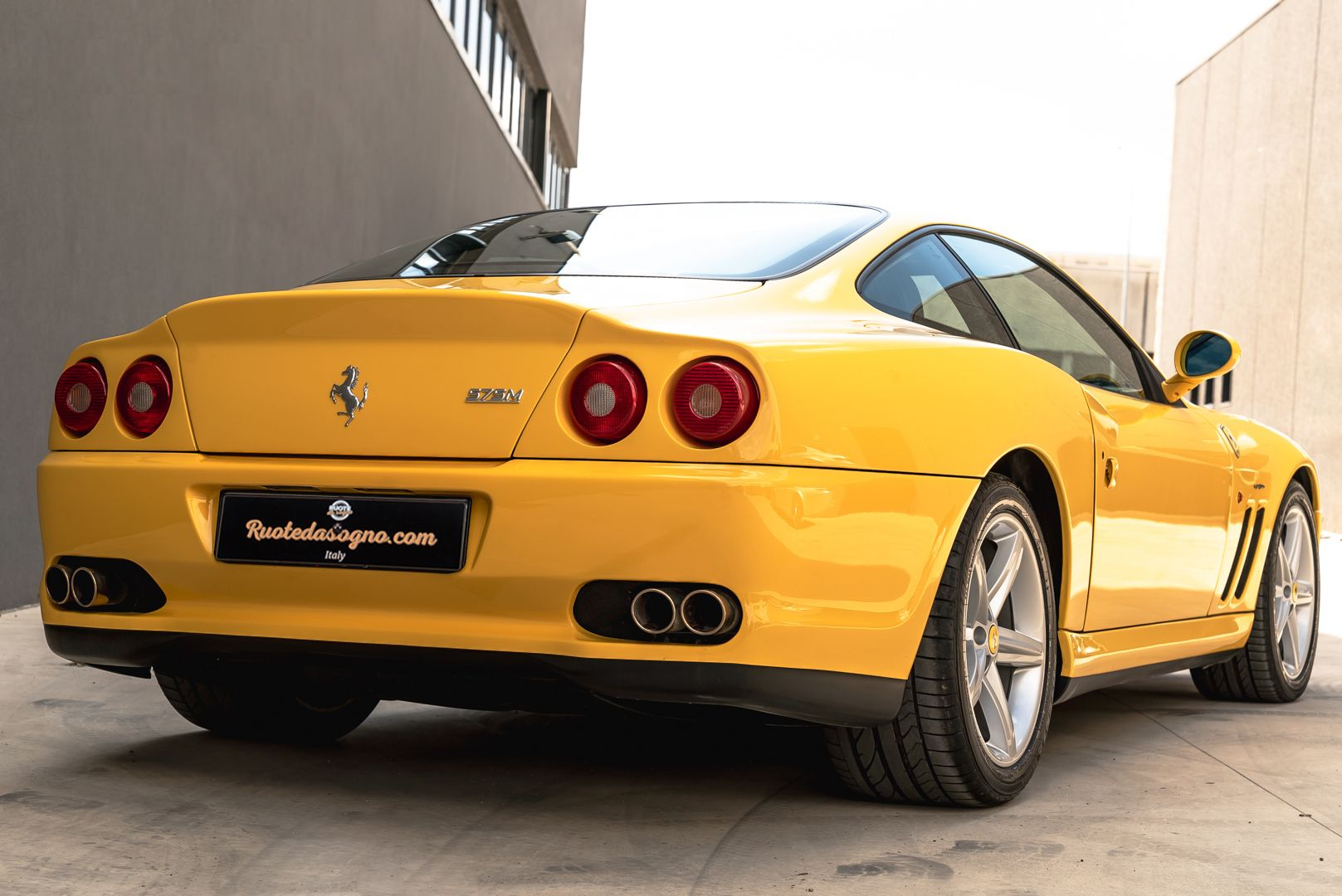2002 Ferrari 575 Maranello F1 63782