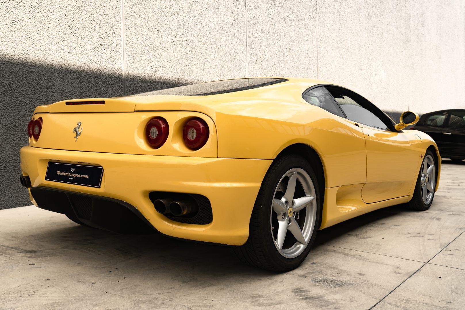 2001 Ferrari 360 Modena F1 81208