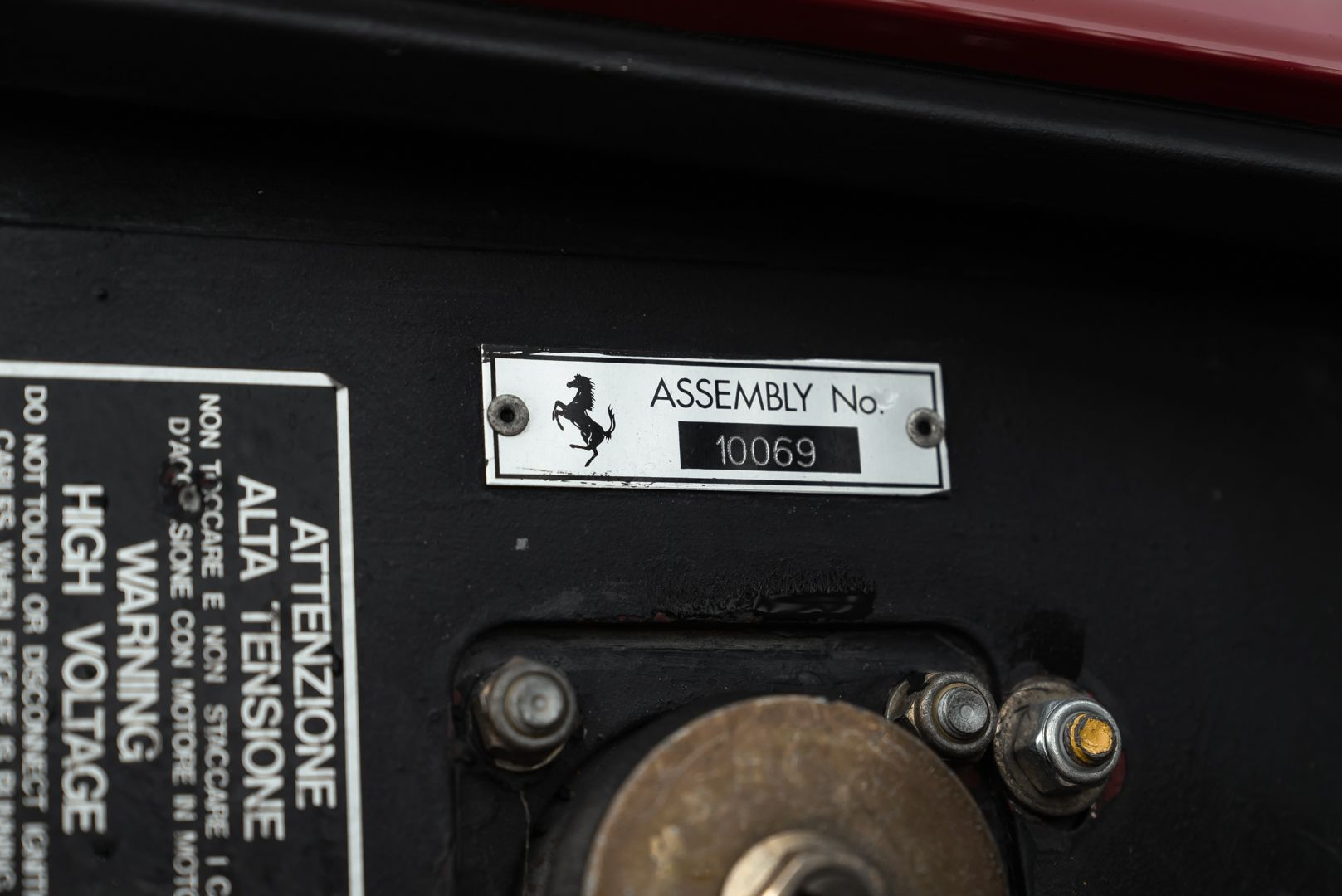 1992 Ferrari 348 TS 80534