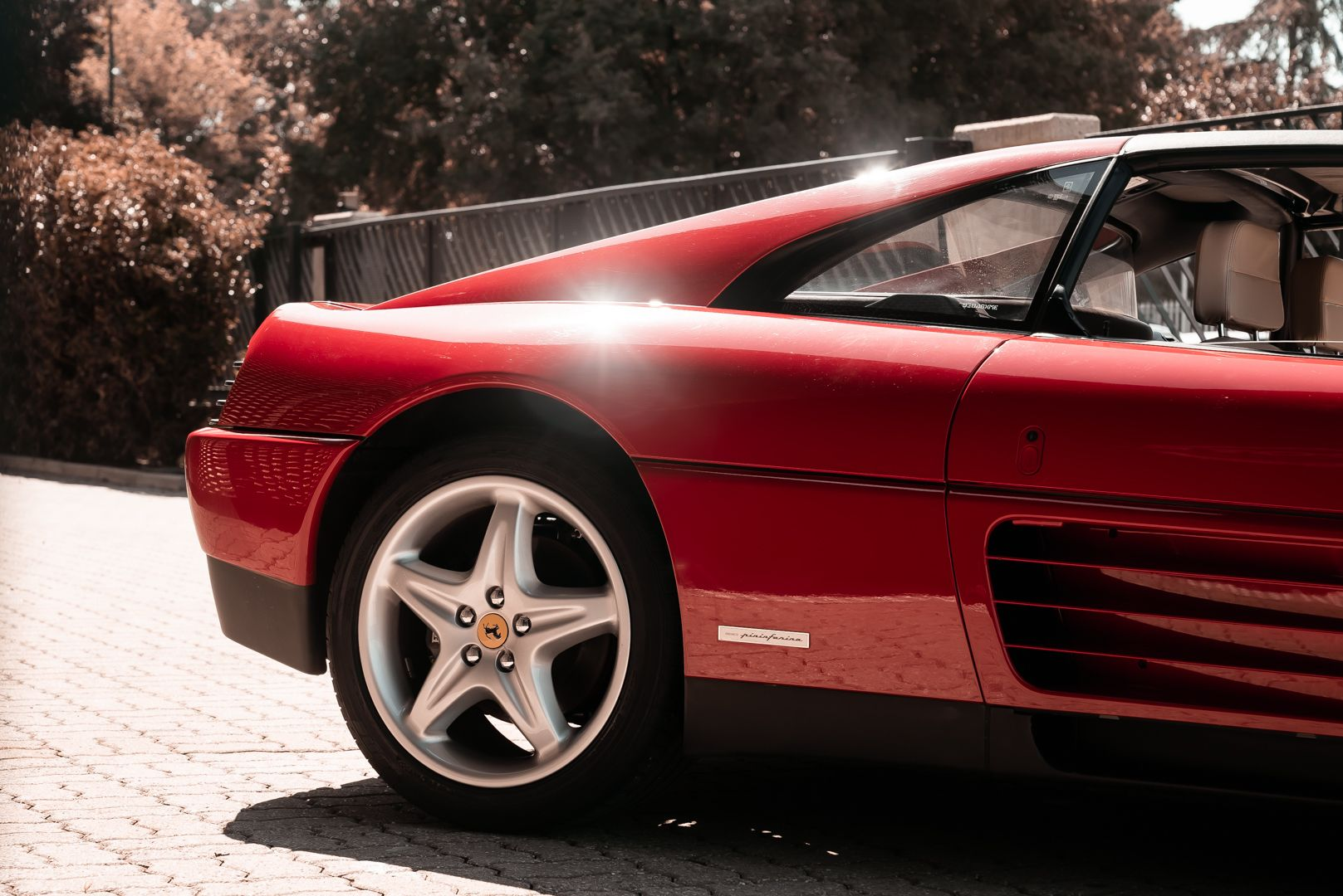 1992 Ferrari 348 TS 80509