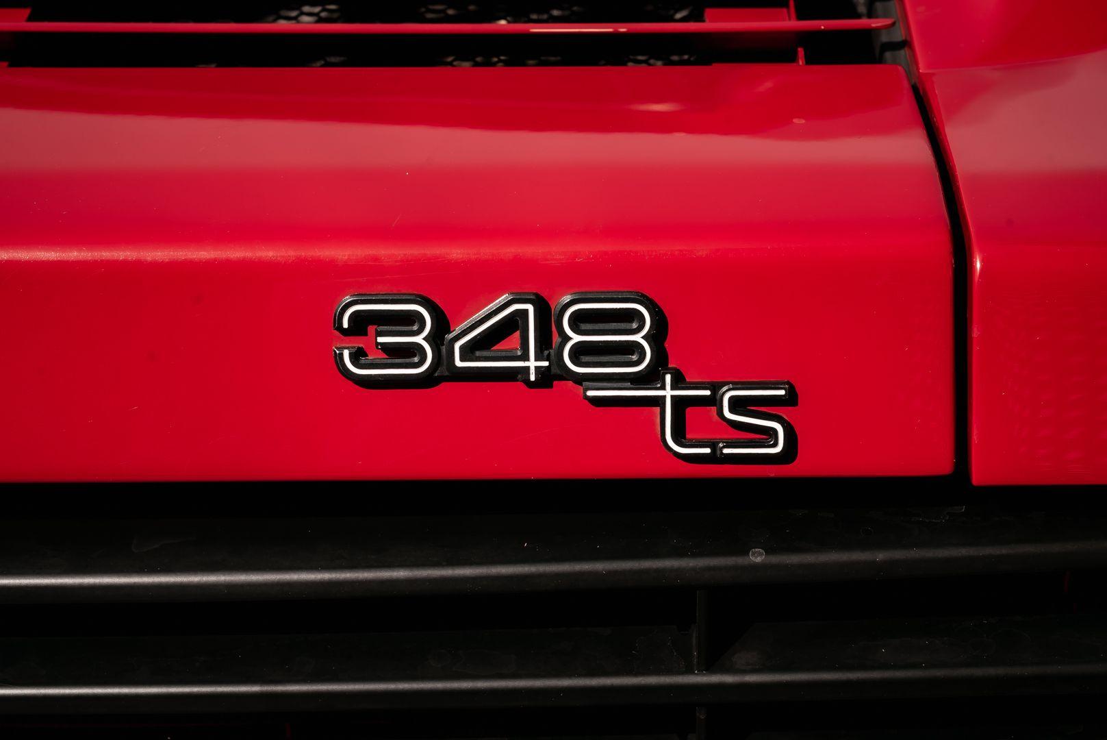 1992 Ferrari 348 TS 80510