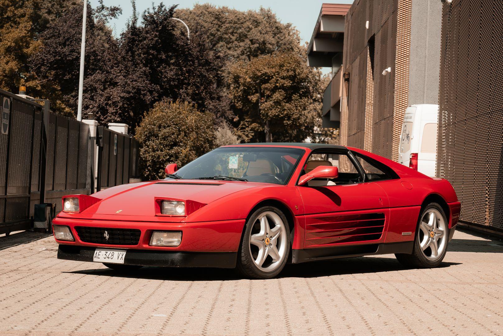 1992 Ferrari 348 TS 80499