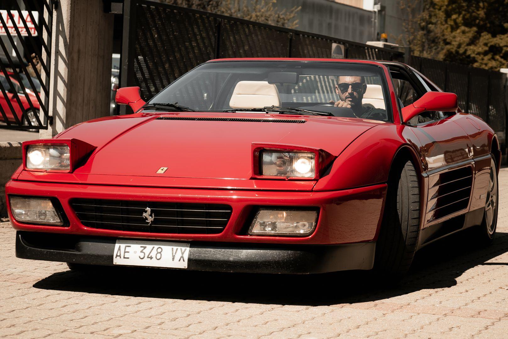 1992 Ferrari 348 TS 80507