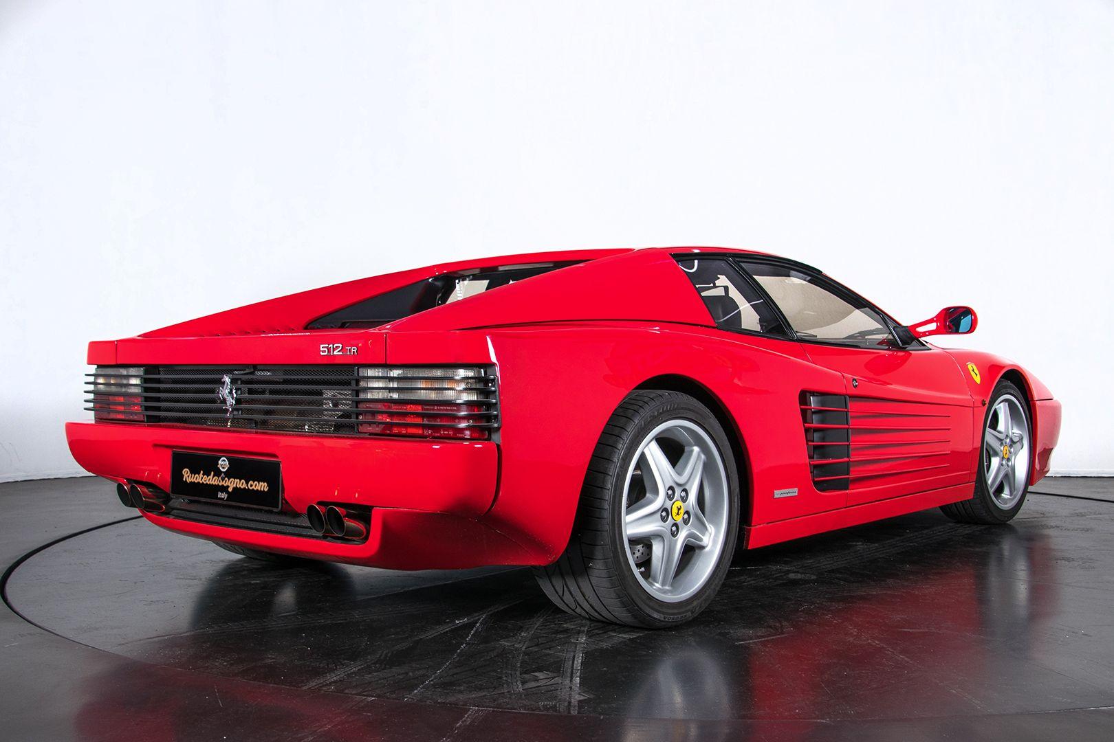 1994 Ferrari 512 TR 21589