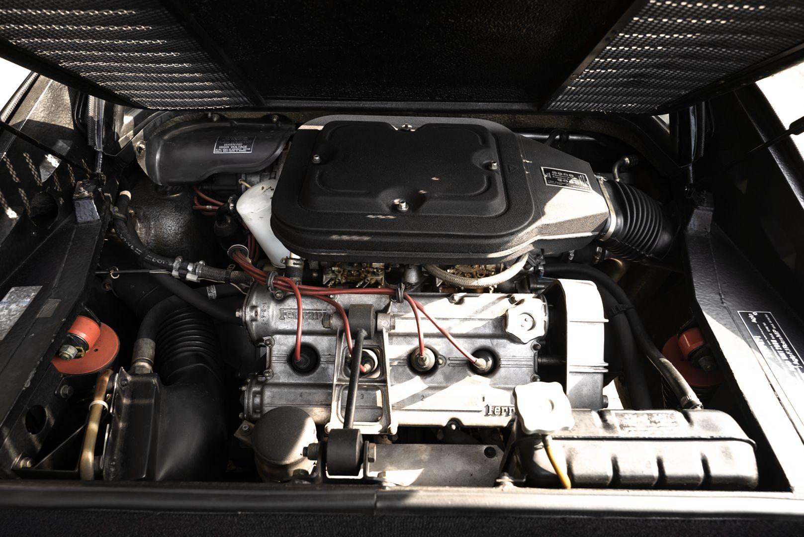 1980 Ferrari 208 GTB Carburatori 81309