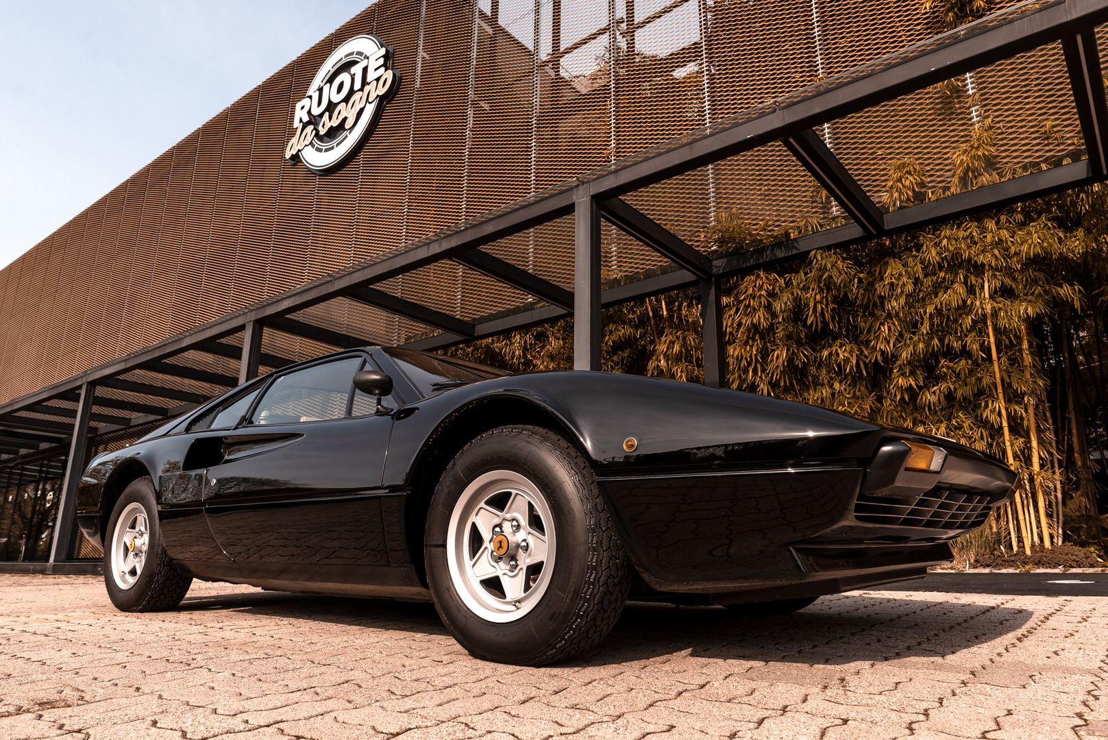 1980 Ferrari 208 GTB Carburatori 81260
