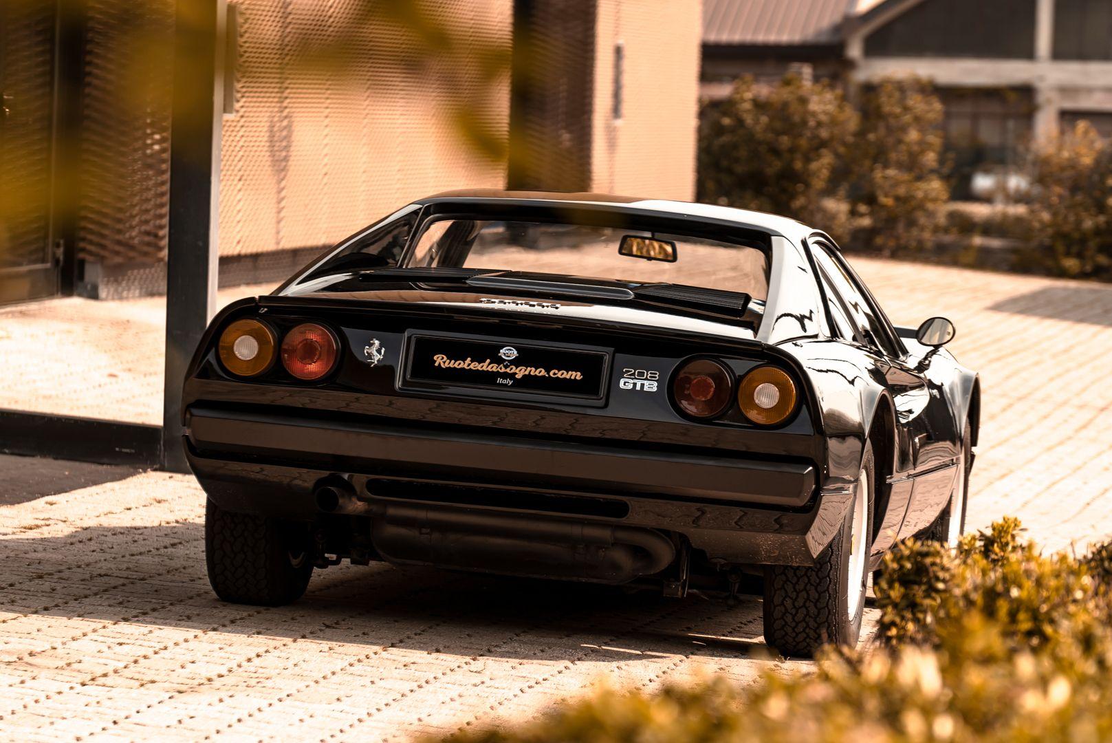 1980 Ferrari 208 GTB Carburatori 81268