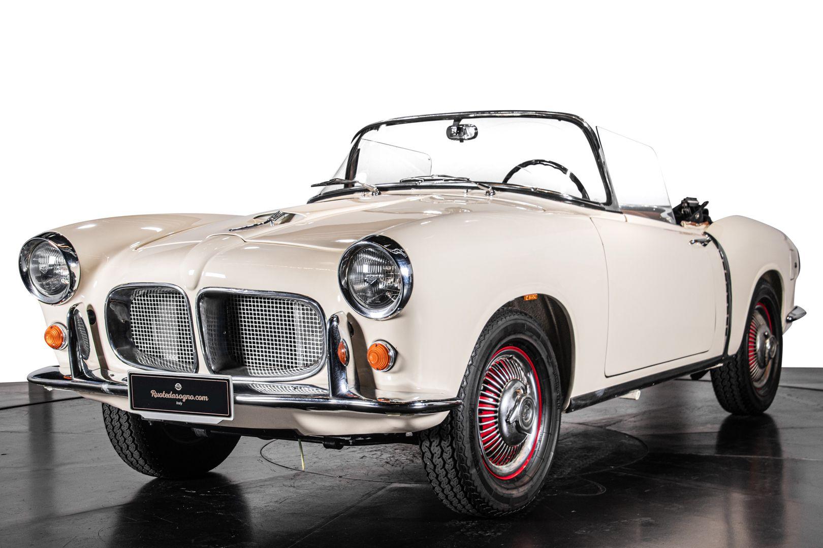 1959 FIAT 1200 TV TRASFORMABILE 62839