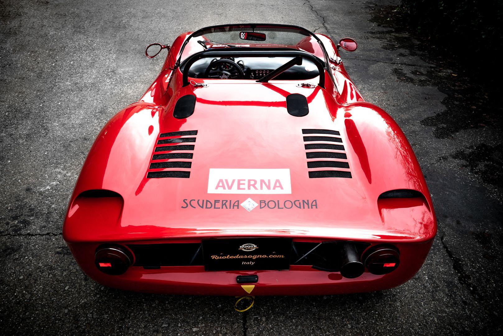 1968 Fiat Abarth 1000 SP 57301