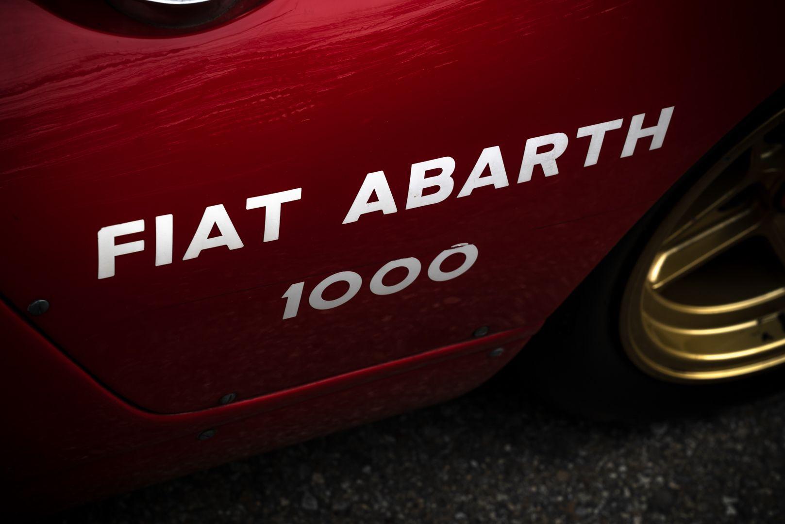 1968 Fiat Abarth 1000 SP 57295