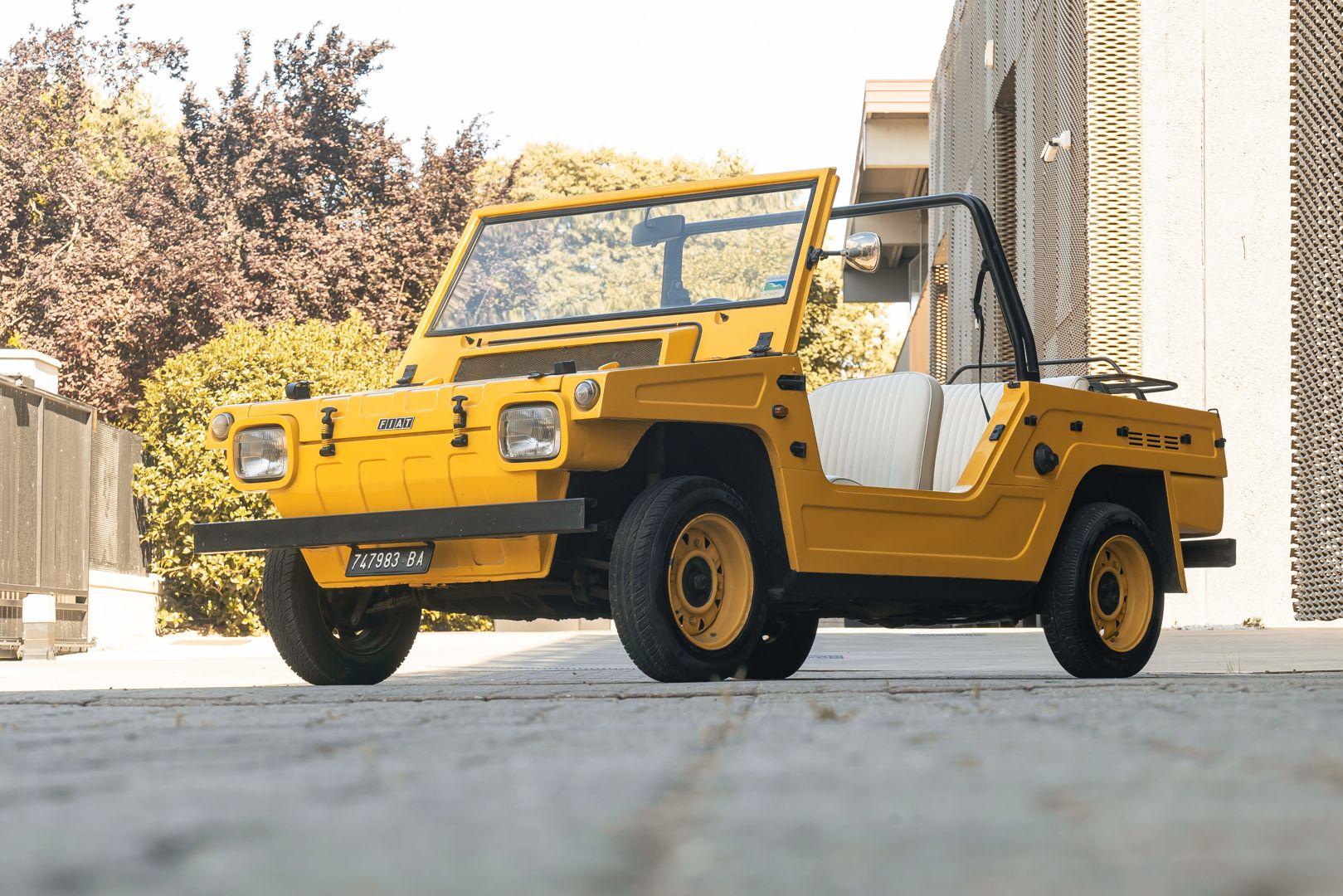 1977 FIAT 126 Jungla Savio 76363