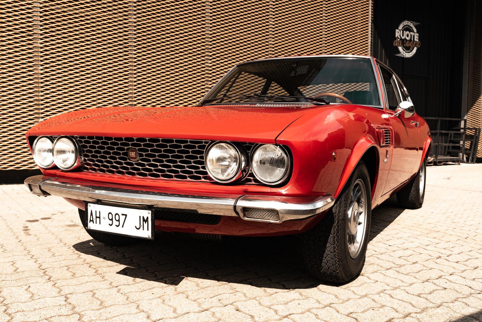1968 Fiat Dino Coupè 80245