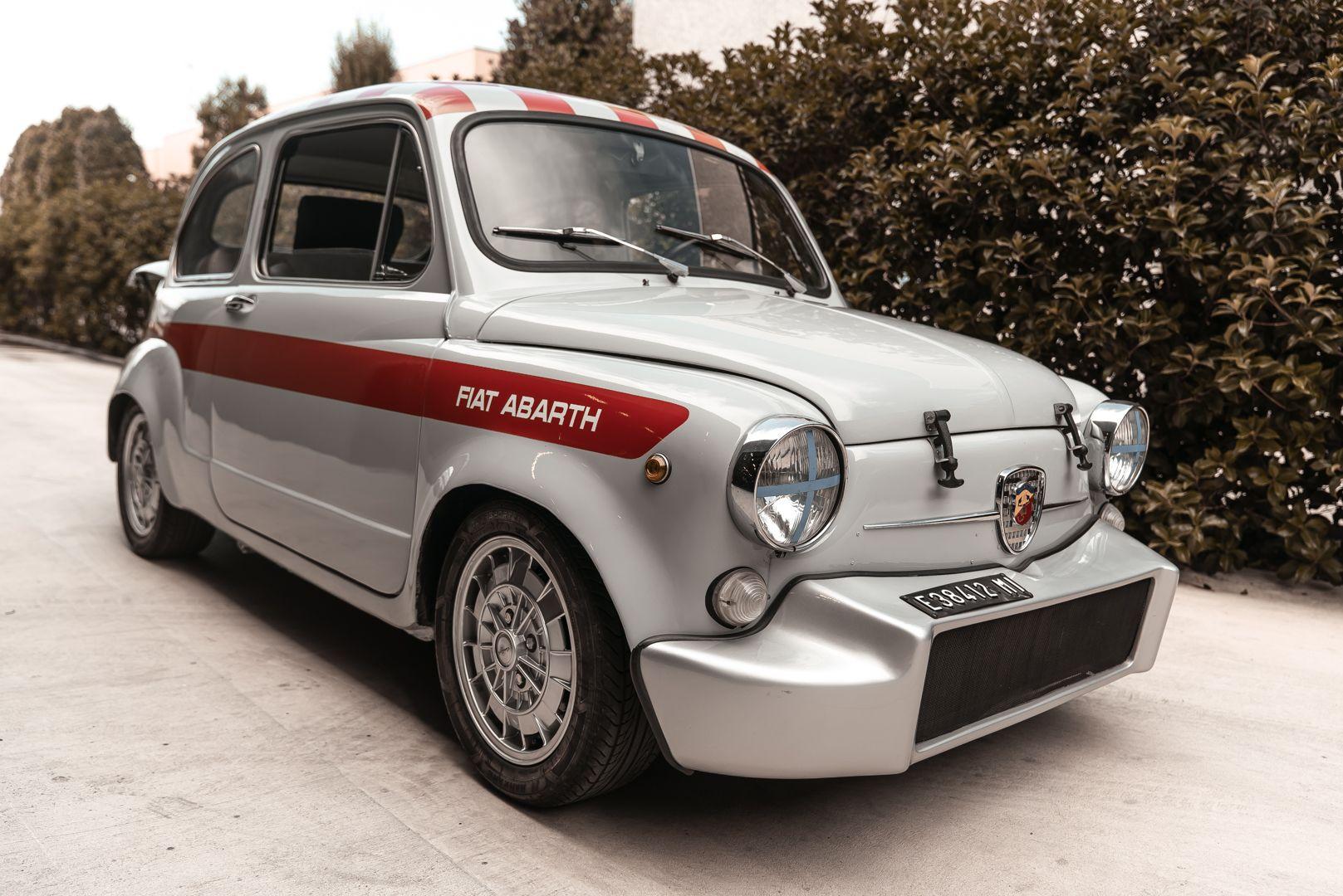 1967 Fiat 600 D Abarth Replica 80452