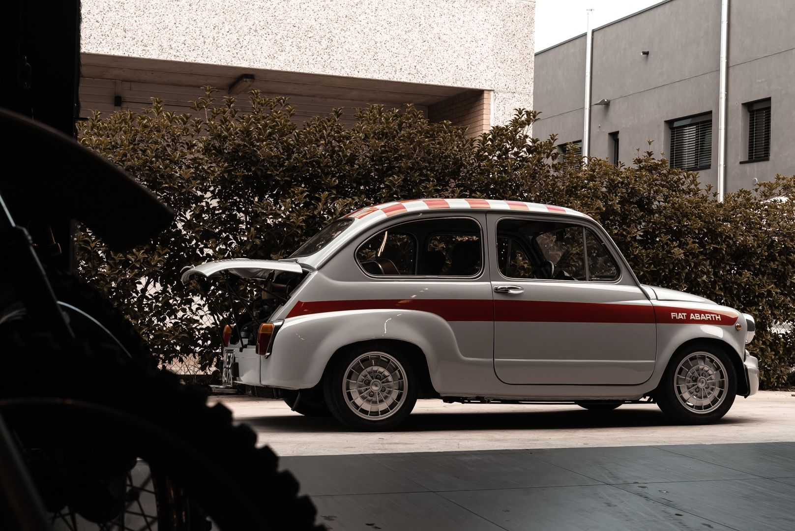 1967 Fiat 600 D Abarth Replica 80468
