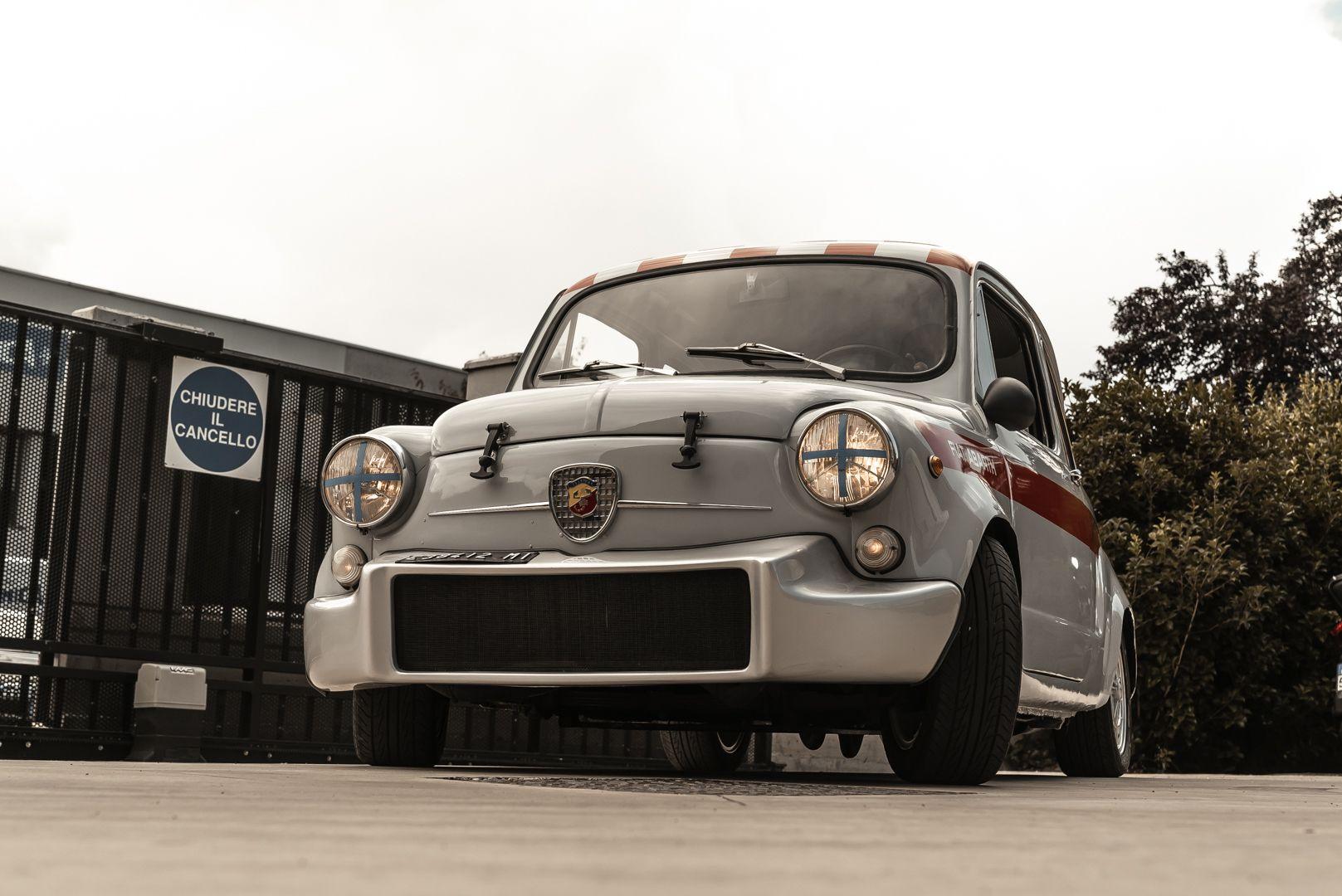 1967 Fiat 600 D Abarth Replica 80463