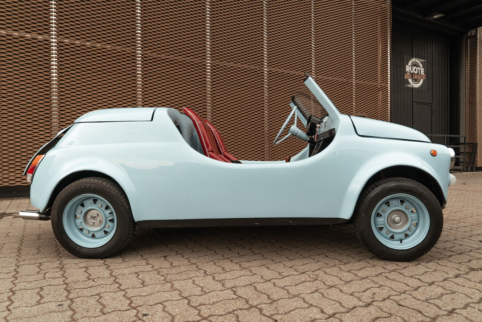 1971 Fiat 500 F Replica Speedster 80050