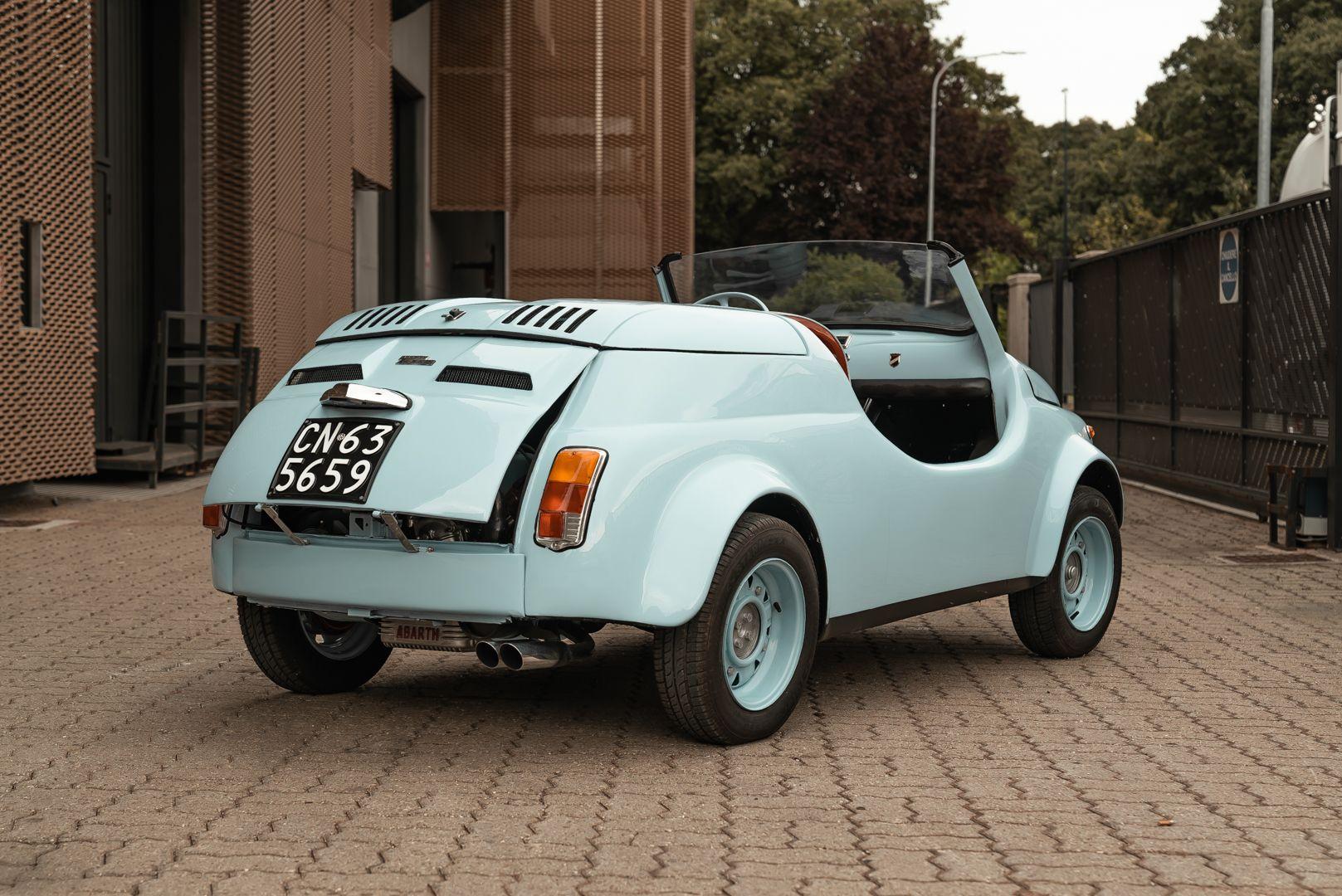 1971 Fiat 500 F Replica Speedster 80058