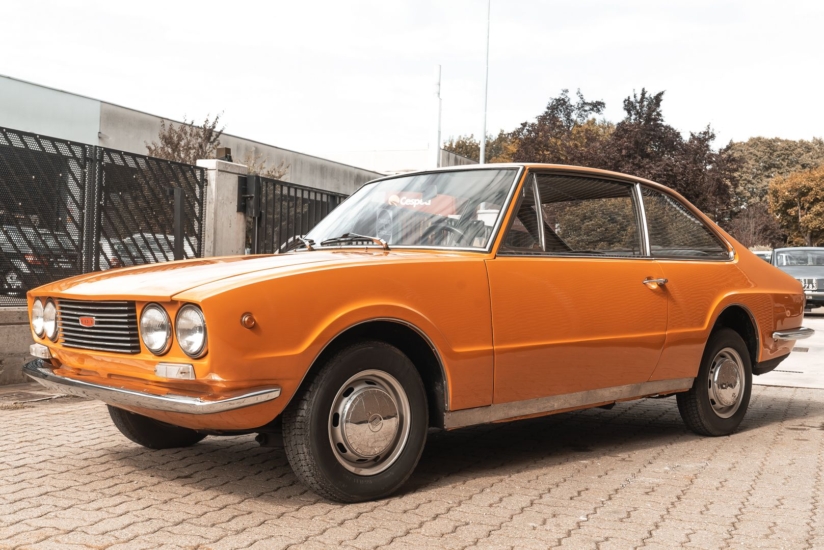 1969 Fiat 124 Coupé Eveline Vignale 81739