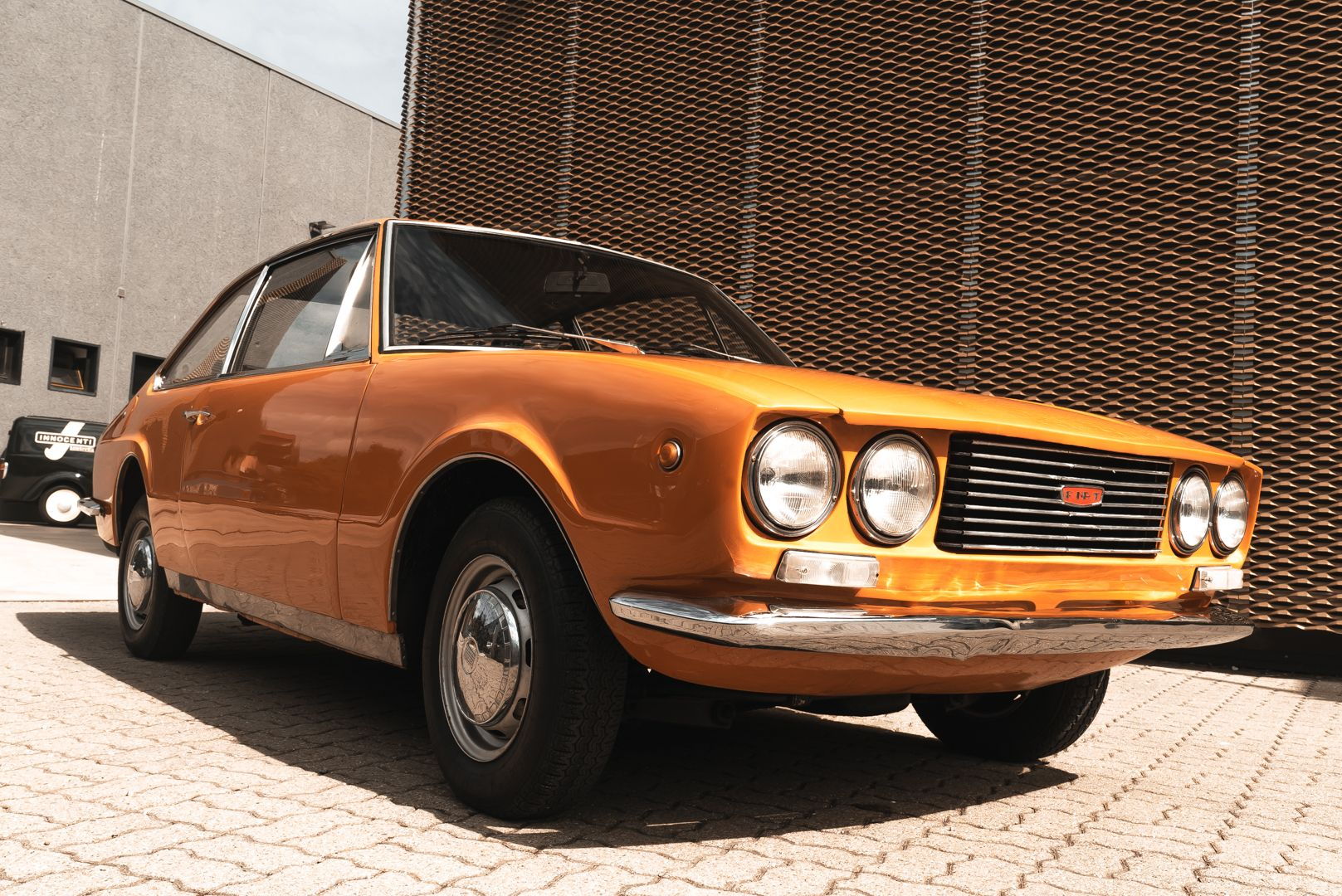 1969 Fiat 124 Coupé Eveline Vignale 81744