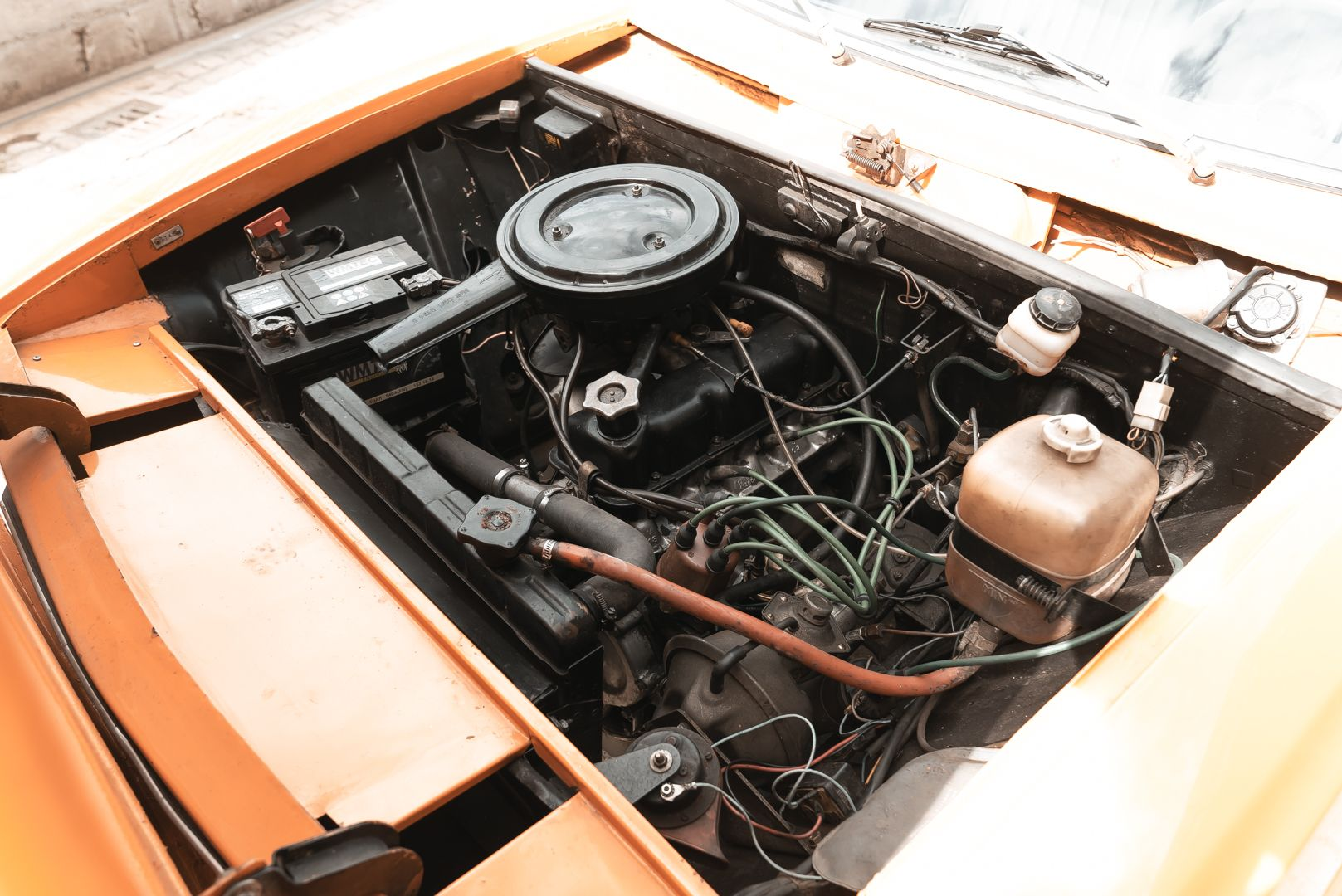 1969 Fiat 124 Coupé Eveline Vignale 81781