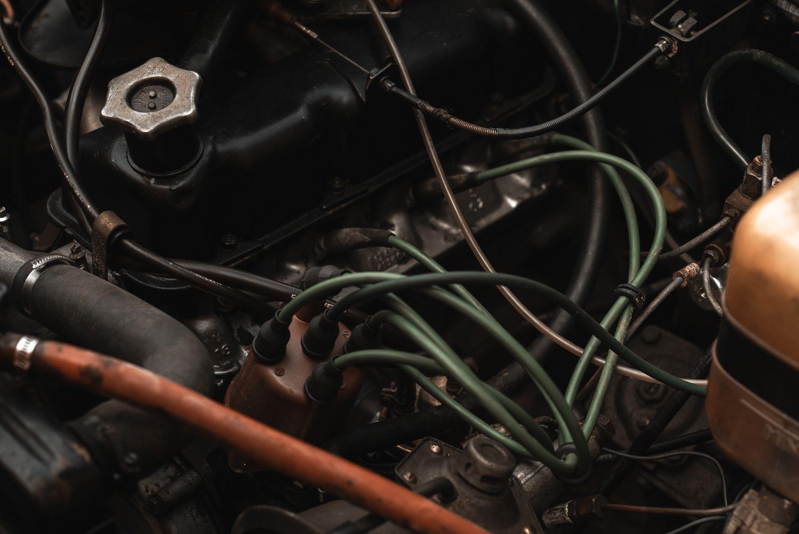 1969 Fiat 124 Coupé Eveline Vignale 81782