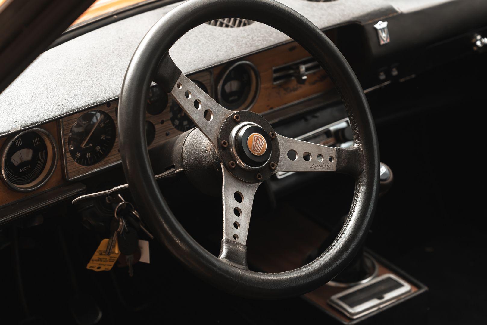 1969 Fiat 124 Coupé Eveline Vignale 81761