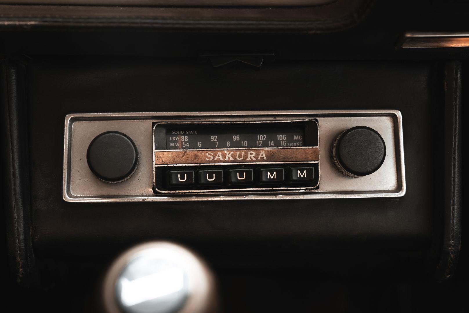 1969 Fiat 124 Coupé Eveline Vignale 81766