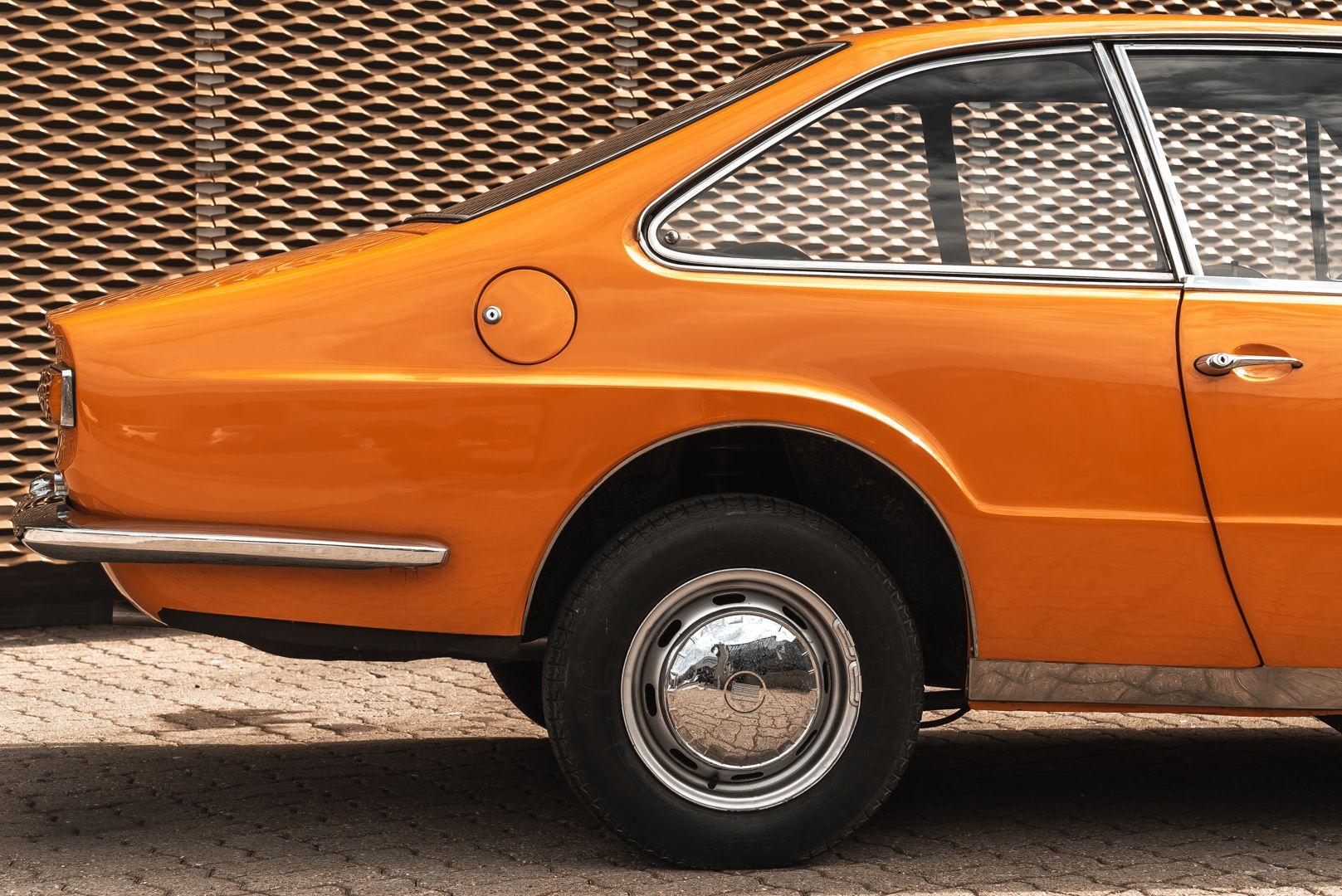 1969 Fiat 124 Coupé Eveline Vignale 81750