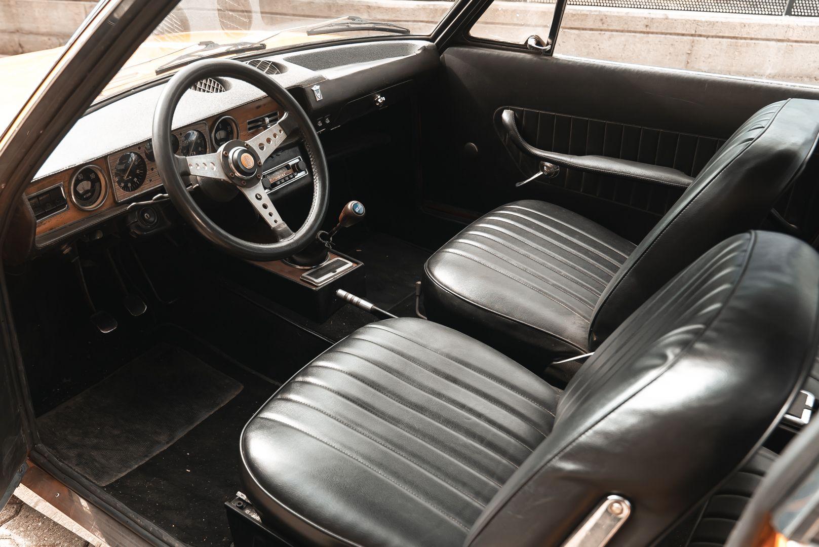 1969 Fiat 124 Coupé Eveline Vignale 81757
